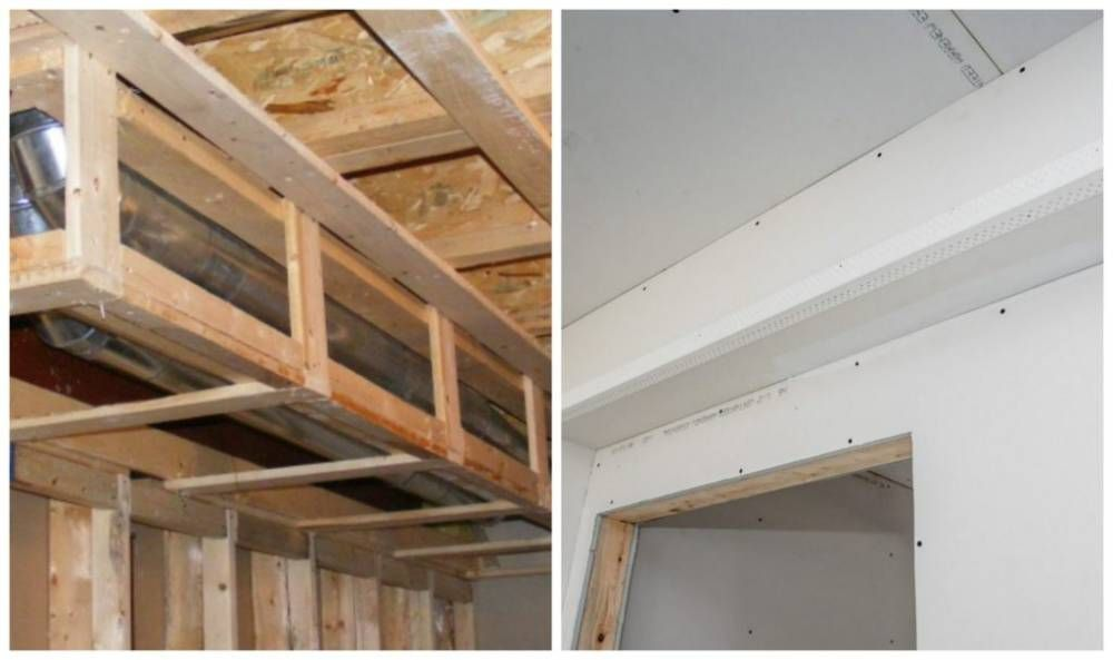 How To Frame Around Ductwork In 5 Easy Steps Diy Basement