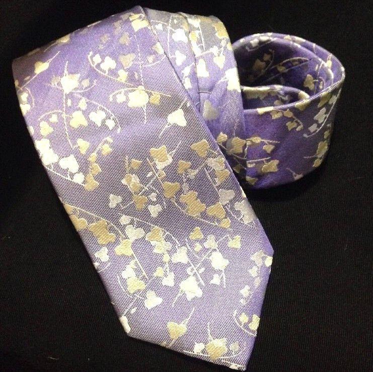 Men S Floral Necktie Made In Meadow In Mauve Light Etsy Floral Tie Groom Floral Necktie Floral