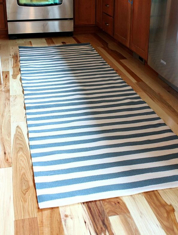 Dash And Albert Striped Runner  Best Rugs Ever, Can Wash In Machine