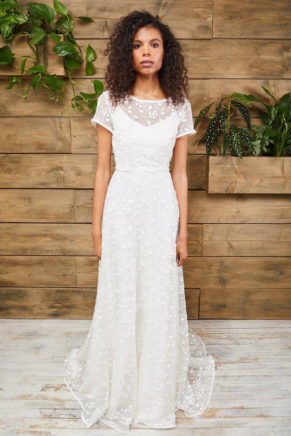 Dresses in 2020 Casual wedding dress, Wedding dress blog