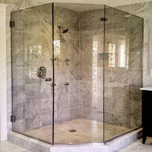 bathroom glass shower doors glass shower doors in 2018 pinterest rh pinterest com Glass Shower Door Replacement bathroom frosted glass shower doors