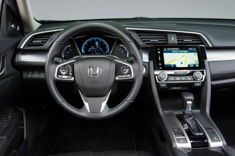 2016 Honda Civic Sedan Pit