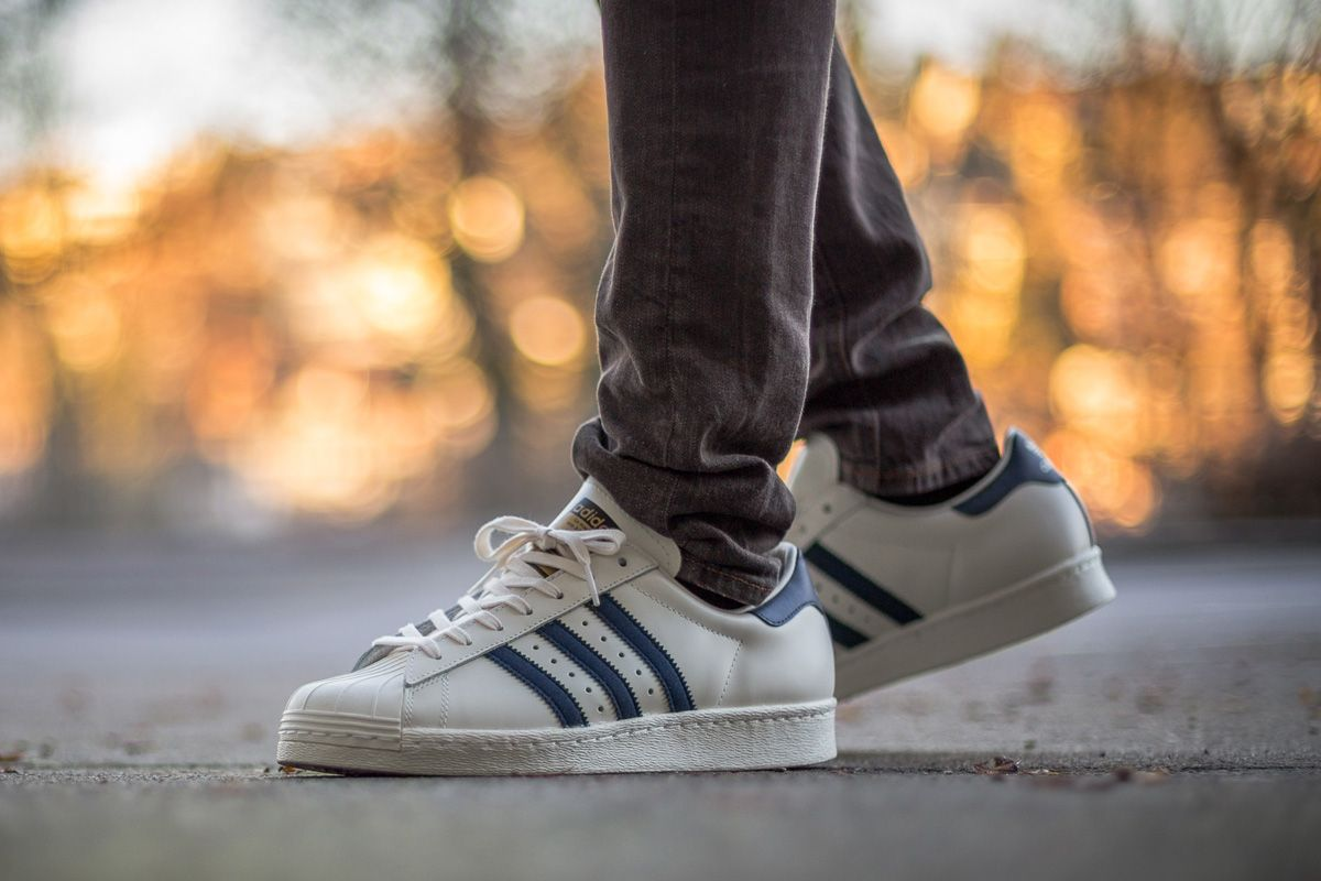 adidas superstar 80s men