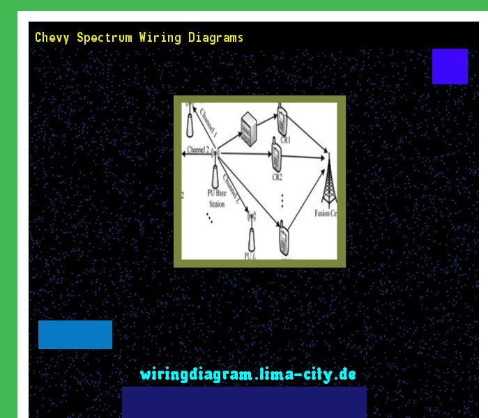 chevy spectrum wiring diagrams wiring diagram 185742 amazing rh pinterest com