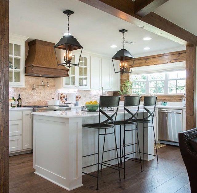 264 Best Hgtv Kitchens Images On Pinterest: Fixer Upper Kitchen, Magnolia
