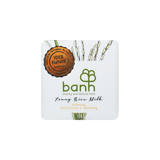 Young Rice Milk Soap 100g