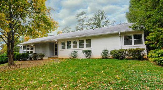 Architect Bert King S Own Home In North Asheville Near Grove Park Inn Modern Midcentury