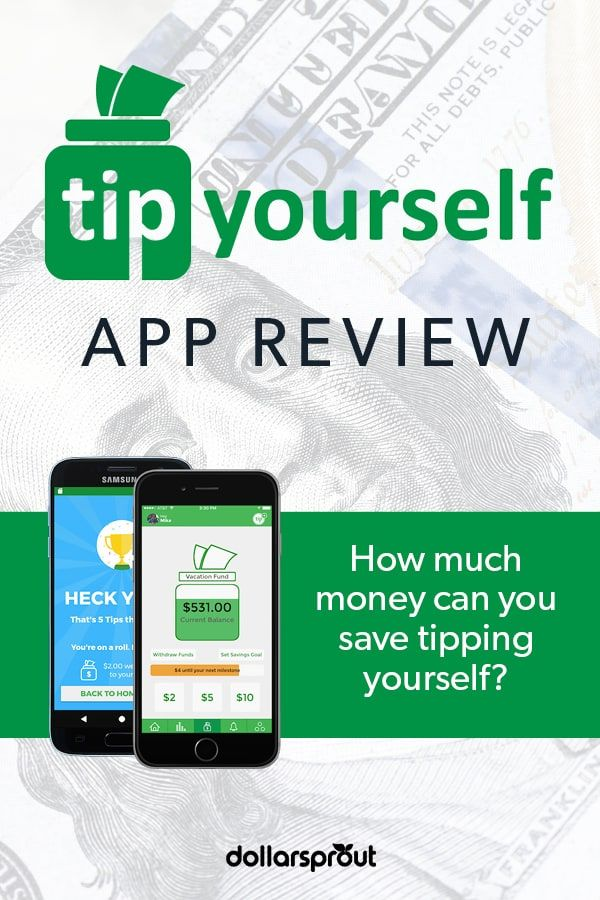 Tip Yourself Review A New Way to Save, But Not Without