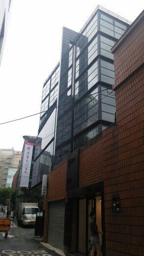 인사동 건축물