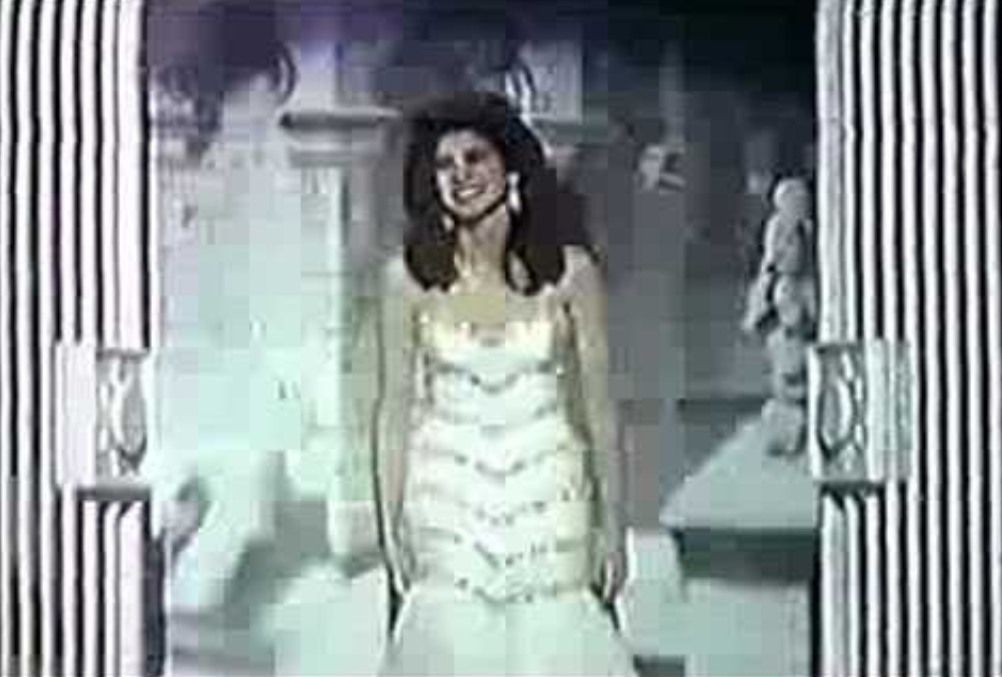 Astrid Carolina Herrera Miss Venezuela es Nombrada como Miss World 1984.. By Antoni Azocar