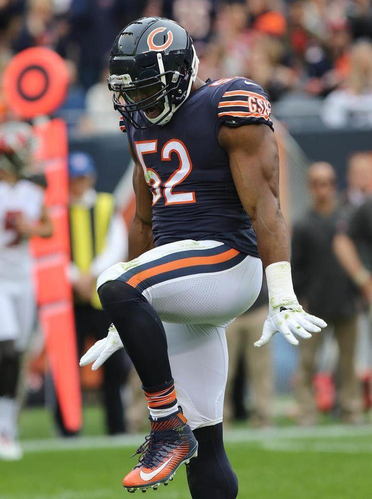 Khalil Mack Dabears Bears Chicago Bears Football Chicago Bears Pictures Chicago Bears Super Bowl