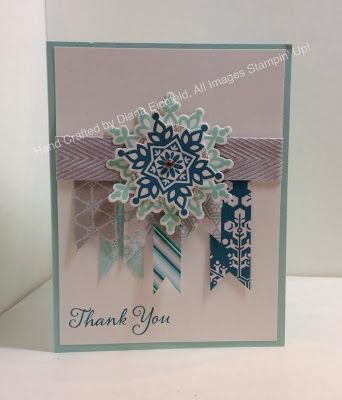 Stampin' Fun with Diana: 30 Day Gratitude Card Challenge: Day 14