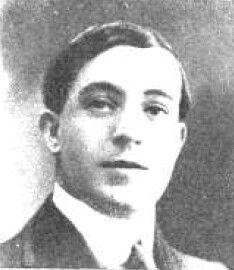Luis Martínez Tovar (Almería, 1884-1938) , padre de Fernando Delgado