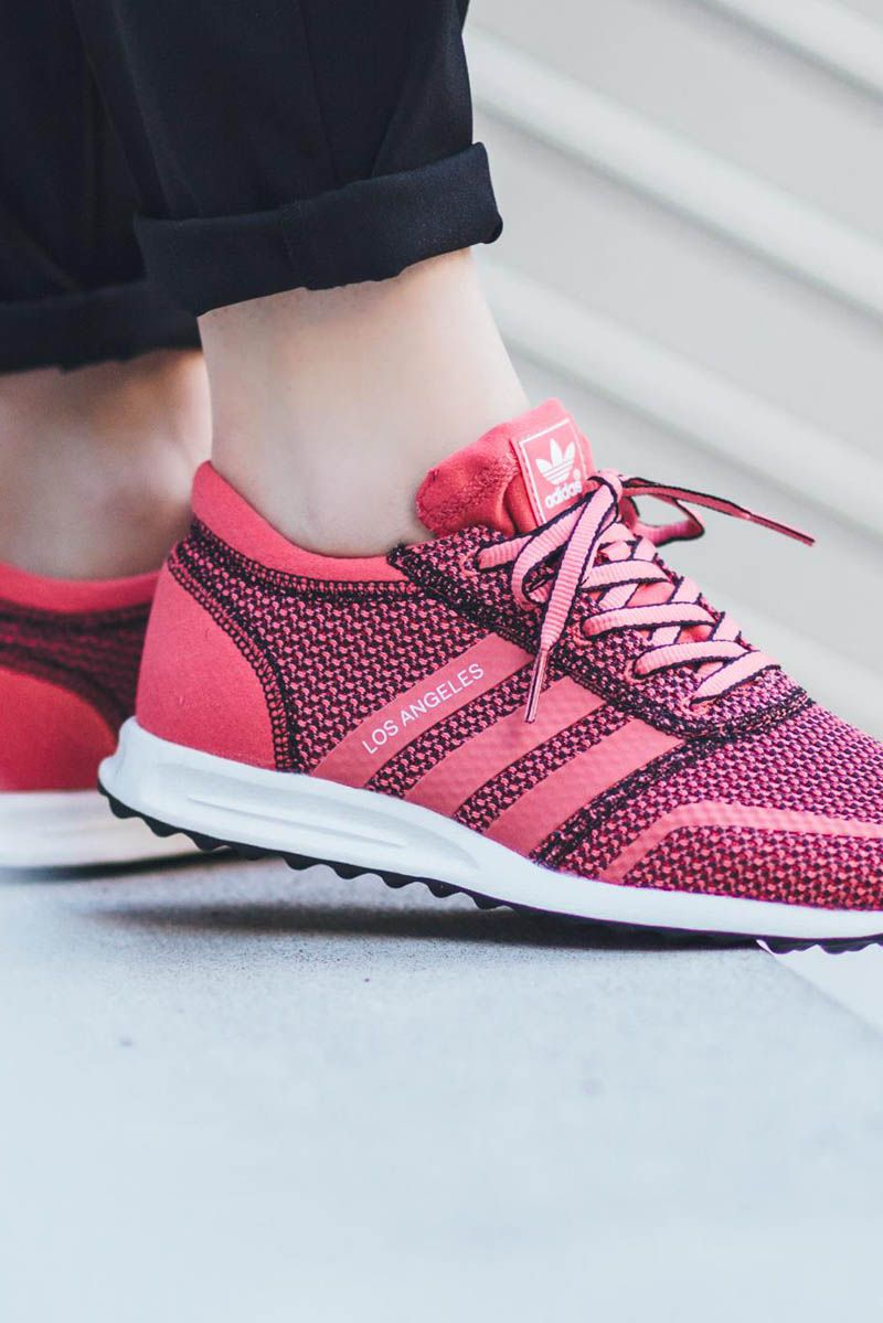 ADIDAS LA Trainer  lushpink  pink  thefutureiswoman  Adidas OutfitAdidas  SneakersVoucher CodeSummer SaleLos AngelesAdidas OriginalsLushTrainers Boyfriends