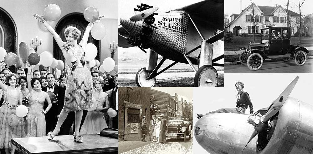 The 1920s, the Decade that Changes Everything! | 1920s ...