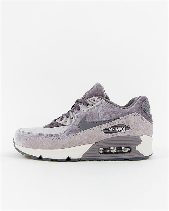 new style b214a 12b56 Nike Air Max 90 LX - 898512-007 - Gunsmoke Gunsmoke-Atmosphere Grey