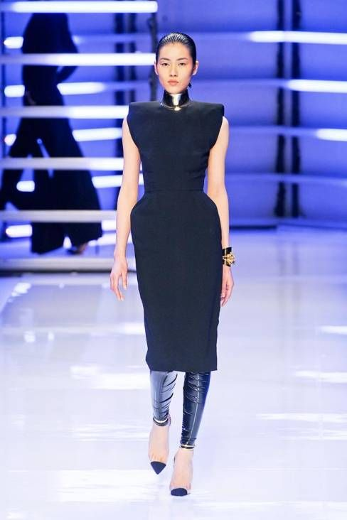 Alexandre Vauthier Spring 2012 Couture Runway - Alexandre Vauthier Haute Couture Collection - ELLE