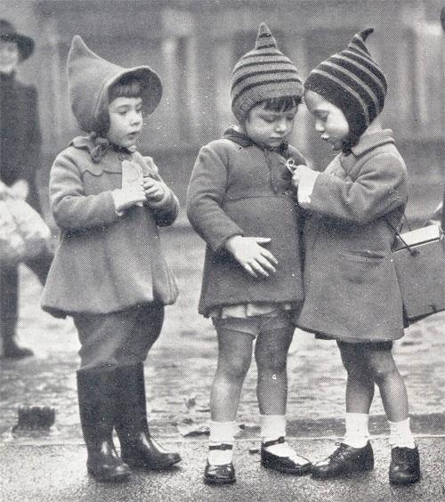 little gnome hats #