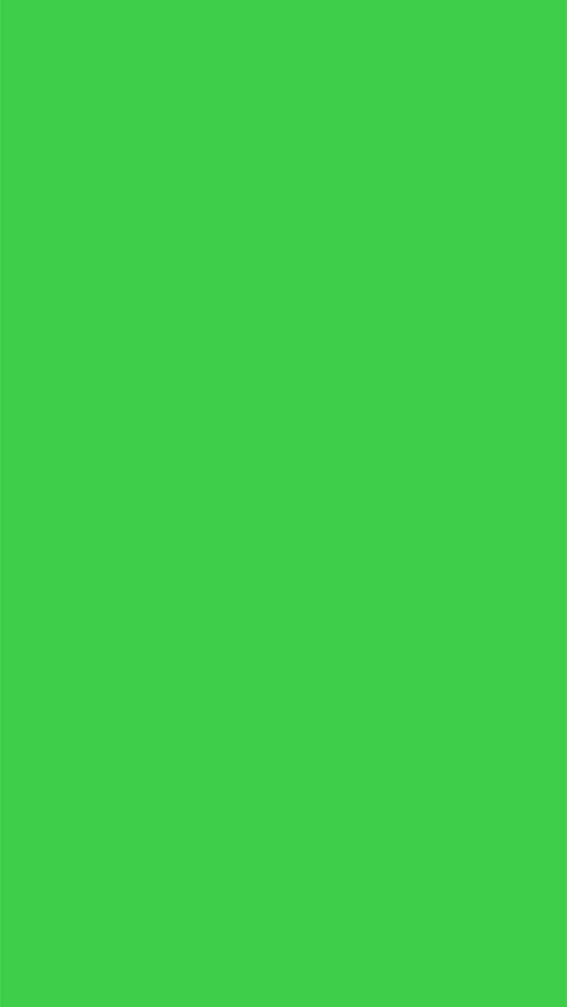 Plain green wallpaper for iPhone 5/6 plus | Simple iPhone ...