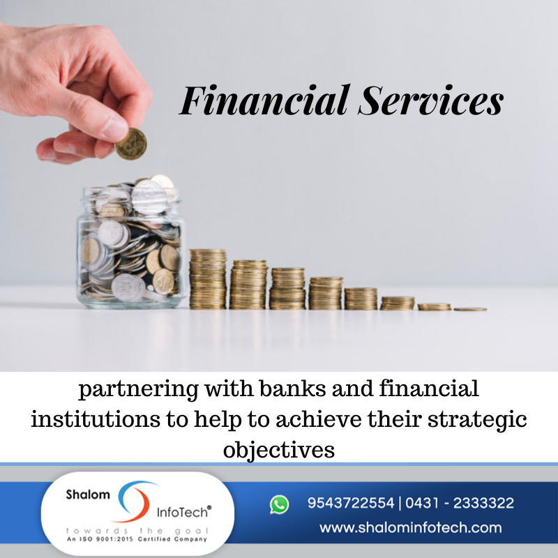 Financial Services Financial institutions, Professional