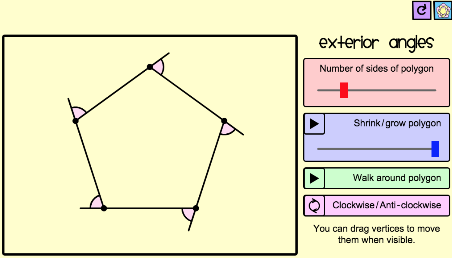 Idea By Miss Penny Maths On Angles In Polygons