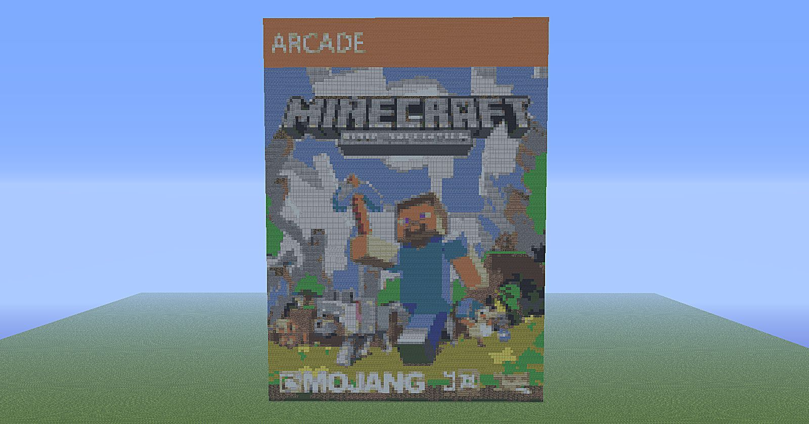 Image result for minecraft pixel Minecraft, Ps4, Arcade