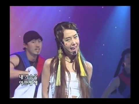 이정현 (Lee JungHyun) - 달아달아 (Dara Dara) 01/30/2003 - YouTube