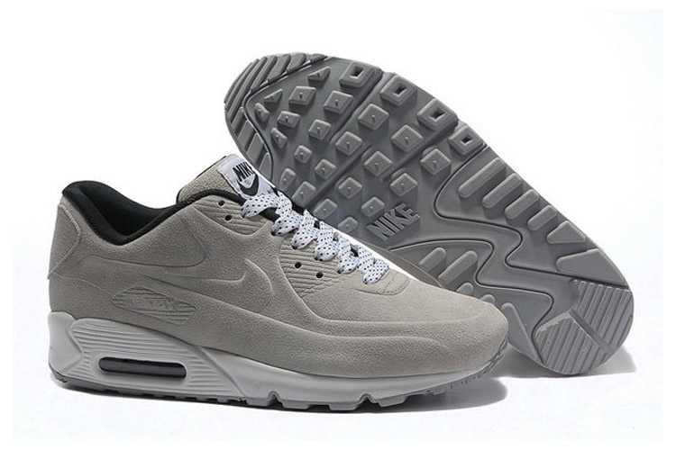 big sale caf31 d8ff8 1767   Nike Air Max 90 Vt Herr Grå SE216595QsBHRGc