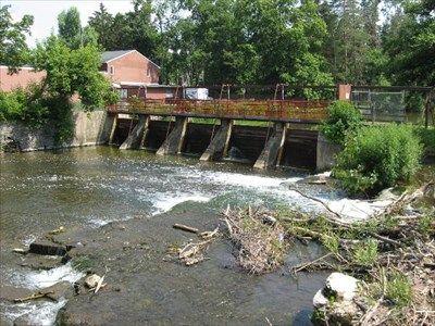 Ellicott Creek Dam - Williamsville, NY | Buffalo my home
