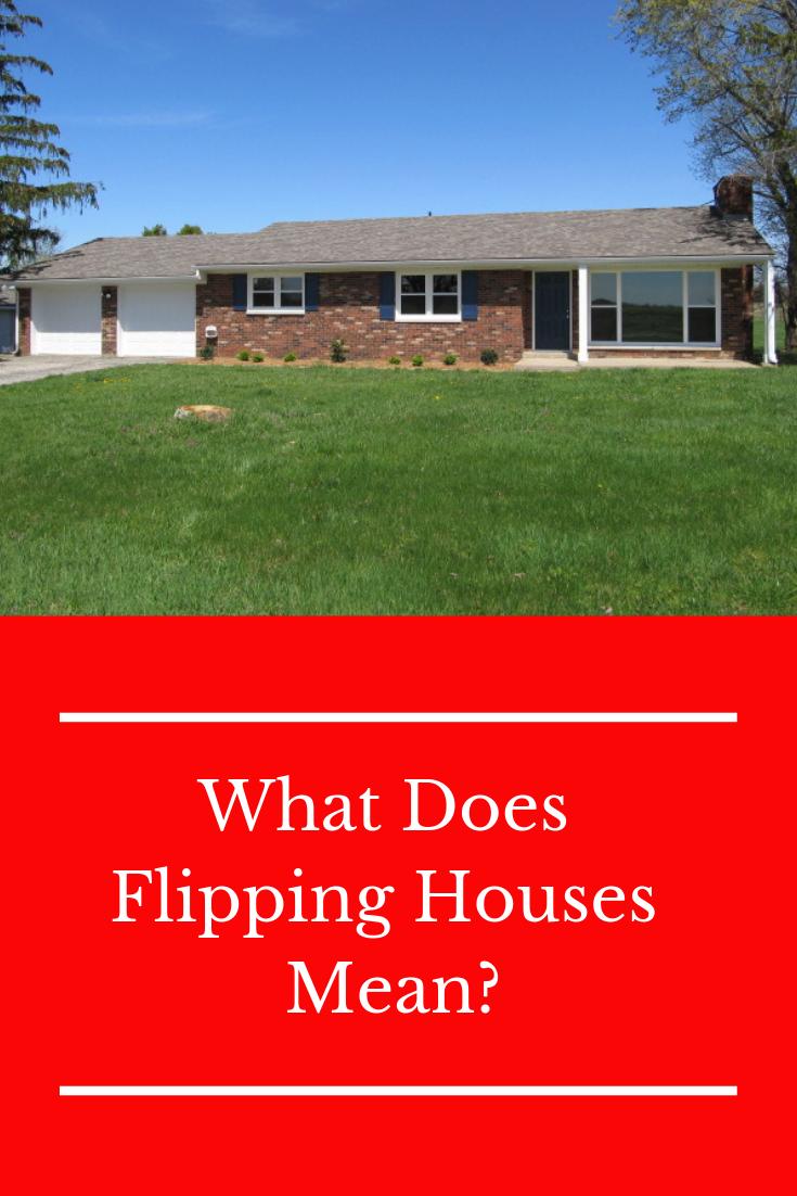 Flipping Houses Flipping Houses House Flipping