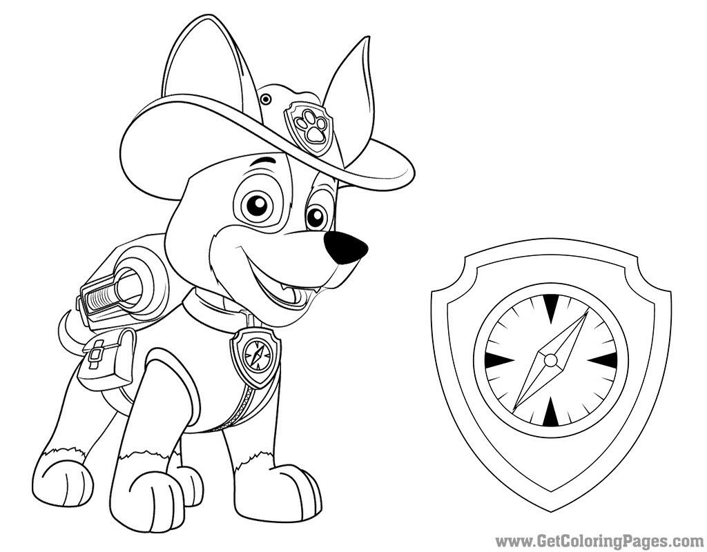 Tracker Paw Patrol Paw Patrol Tracker Dog Themed Parties Paw