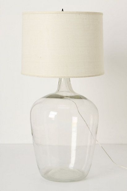 Simple Lamp For Balance Make A Lamp Glass Table I Love Lamp