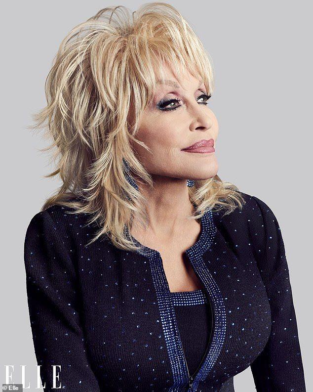 Dolly Parton, 73, reveals she has been sexually ha