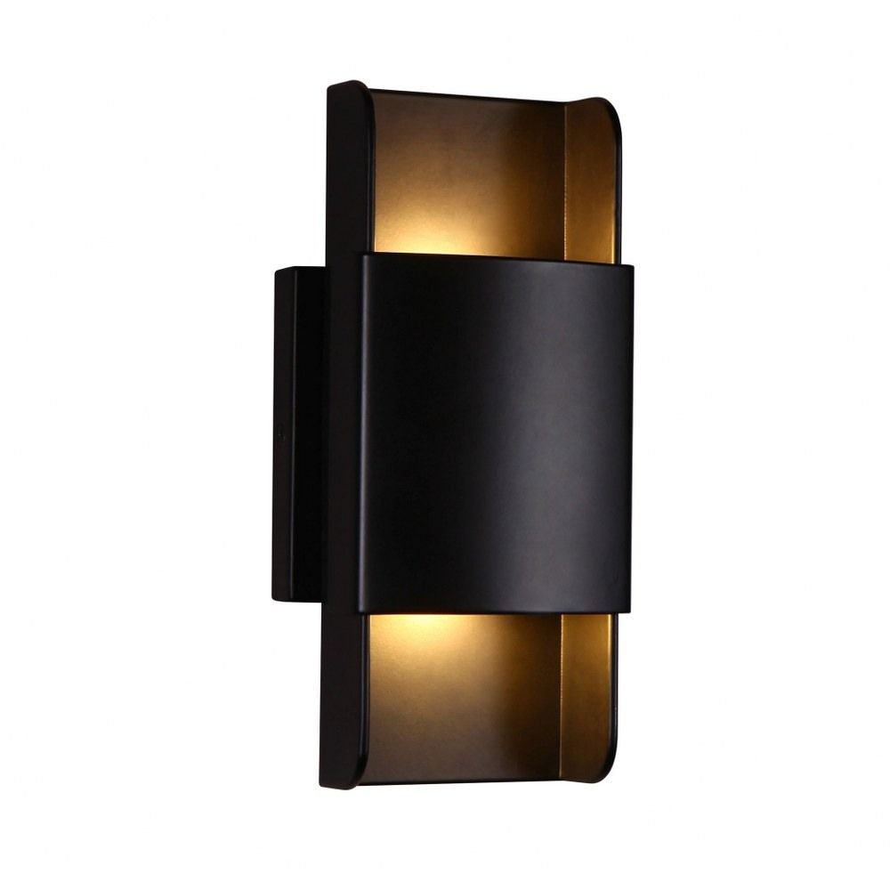 Atlas 5 Inch 11w Led Wall Sconce In 2020 Contemporary Wall Sconces Wall Sconces Sconces