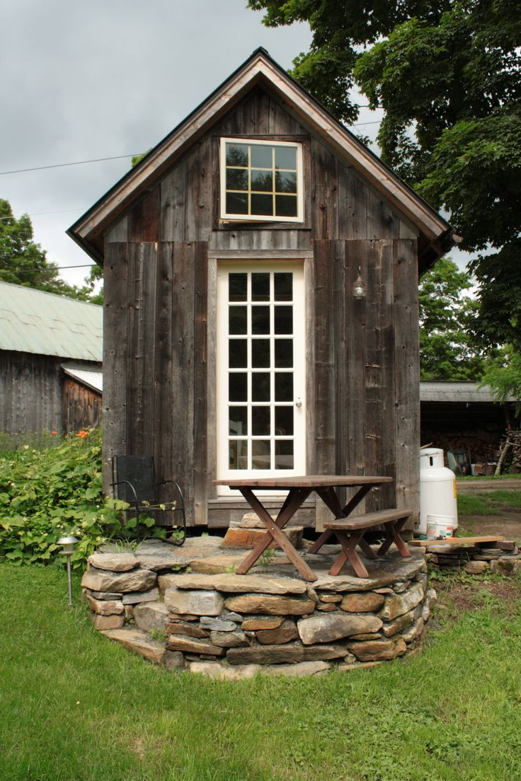 handyman magazine, diy, 7 epic backyard cabins, recycled shed