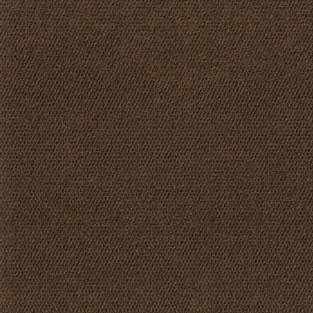 Foss Peel And Stick First Impressions Mocha Hobnail Texture 24 In