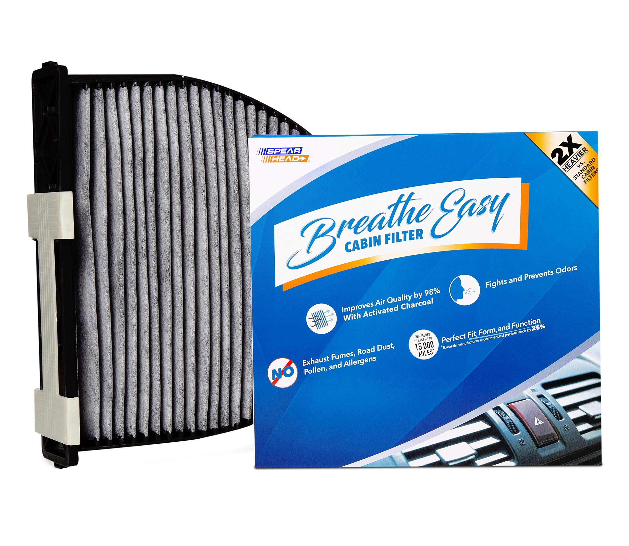 LIFESAVER jerrycan Activated Carbon Filters