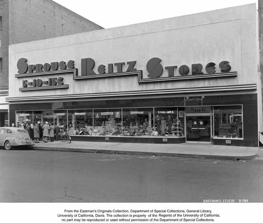 sprouse ritz store - Google Search | wave of nostalgia