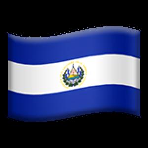 Flag Of El Salvador Emoji Iphone Fun