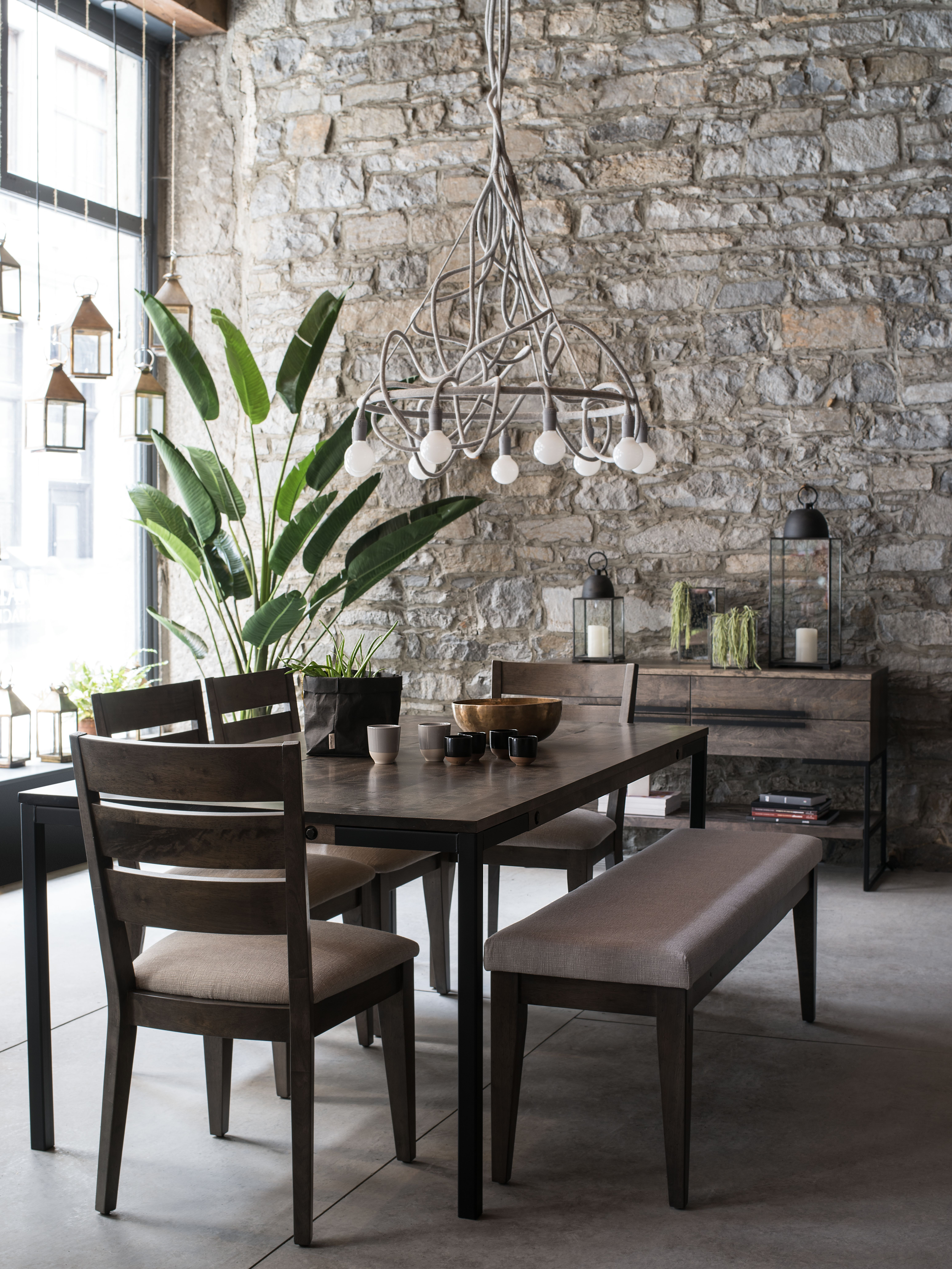 Dining Room Design Inspiration Canadel Pieces Available Here At