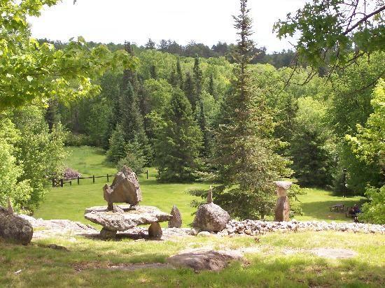 Ellsworth Rock Garden In Voyageurs National Park, MN