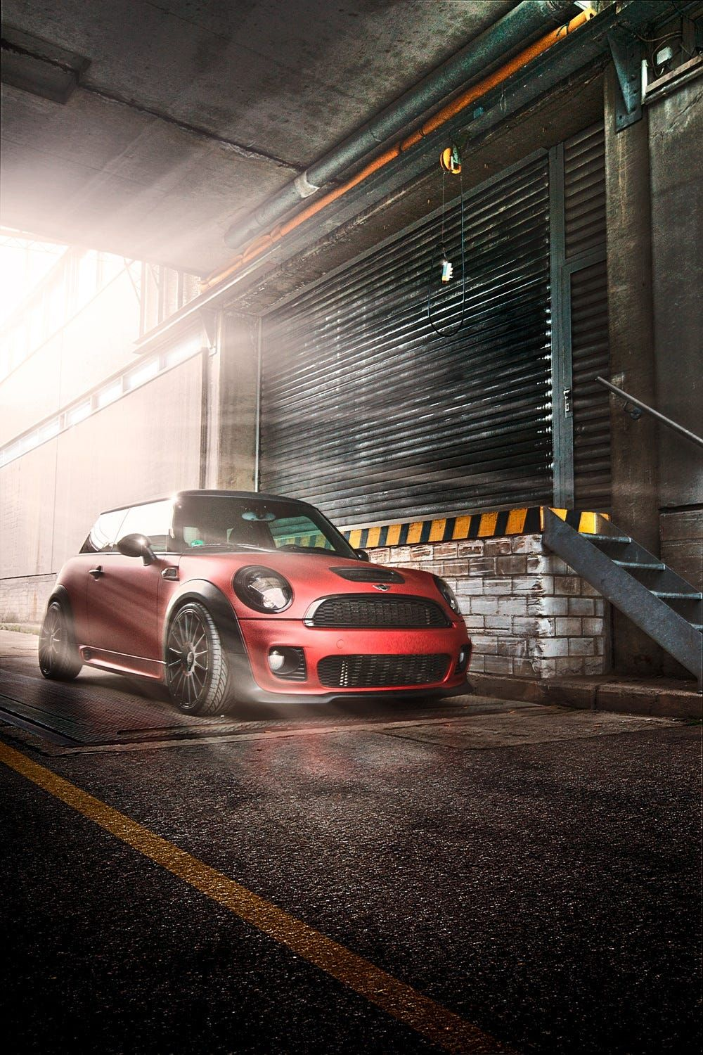 Little Photoshoot Of My Mini Cooper S R56 With Images Mini