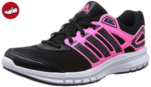 newest 69659 e694e adidas Originals Duramo 6, Damen Laufschuhe, Schwarz (Solar PinkCore Black