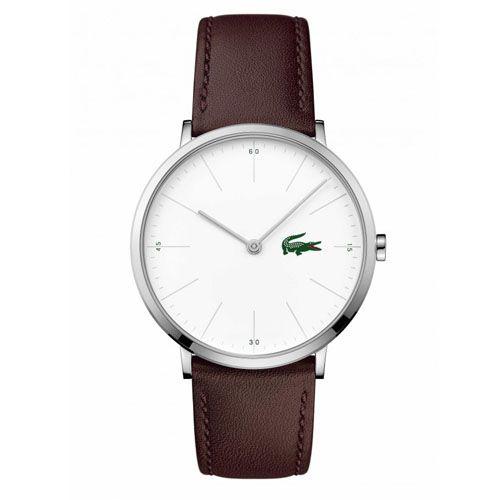 864277b985a1d Relógio Lacoste Masculino Couro Marrom - 2010872   Relógios em 2019 ...