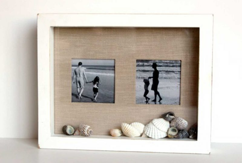 25 Best DIY Picture Frame Ideas [Beautiful, Unique, and