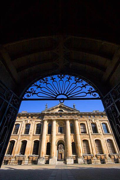 The Clarendon Building, Oxford, England
