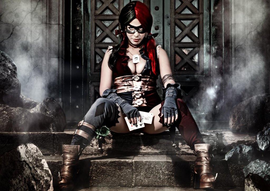 Pin Pa Harley Quinn Joker