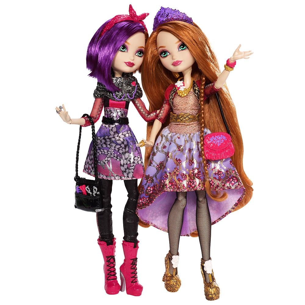 Ever After High Toys R Us : Ever after high holly o hair and poppy girl toys