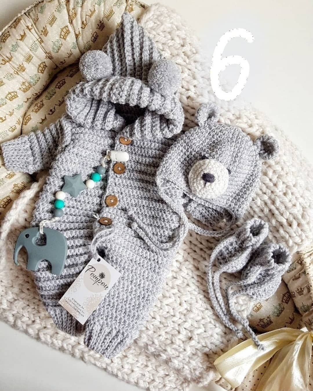 Hand knit baby romper Knitted baby clothes Baby coveralls Overalls jumpsuit wool Knitted baby wool coming home outfit Knit jumpsuit