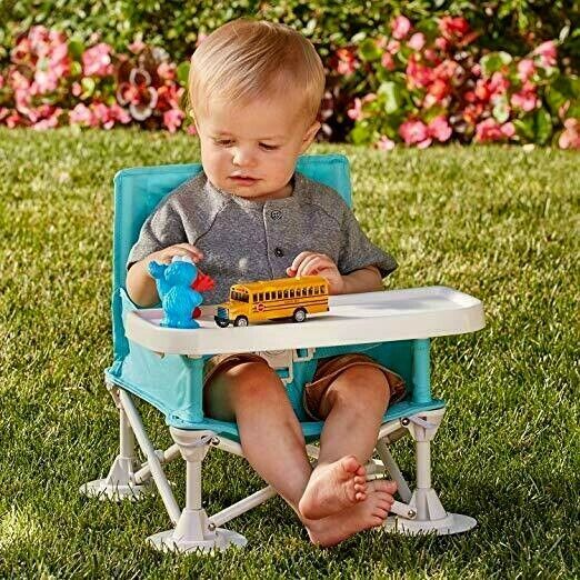 Booster Pop N Sit Summer Infant Portable Baby Chair Seat ...